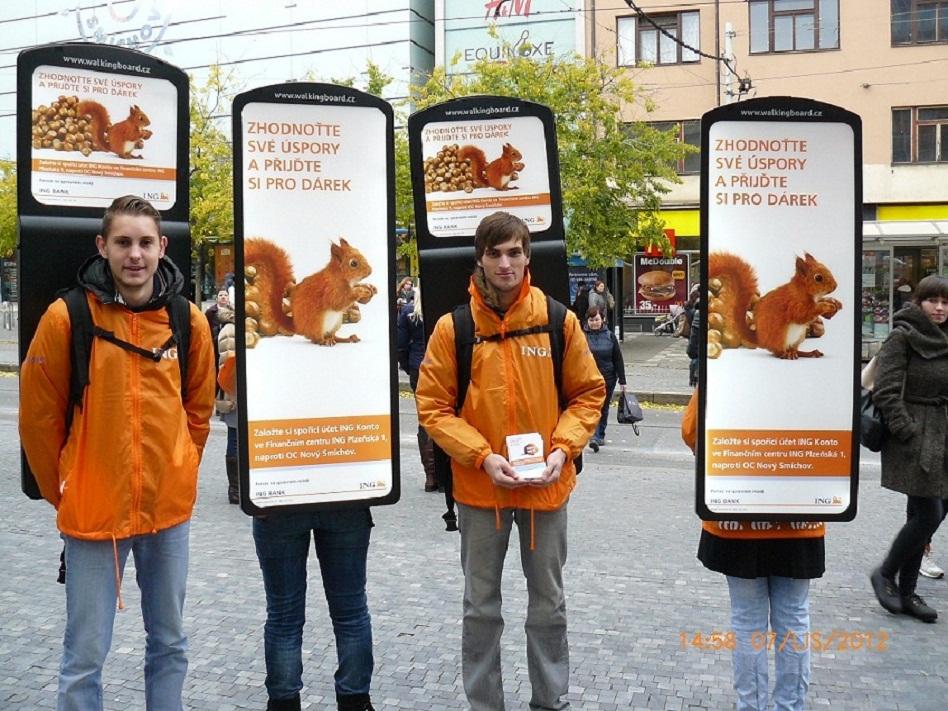 Bonmedia a jejich produkty Pronajemlidi.cz a Walkingboard.cz v jednom