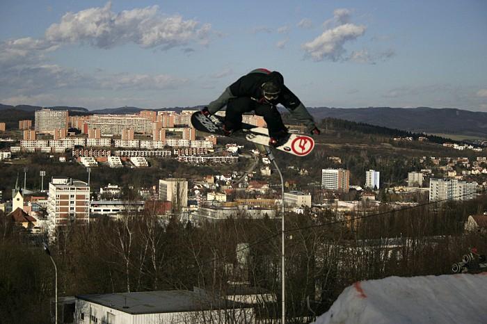 City Air Contest Zlín (foto Tomáš Matwikow, freeskiing.cz)